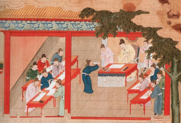 Scholars in Ancient China