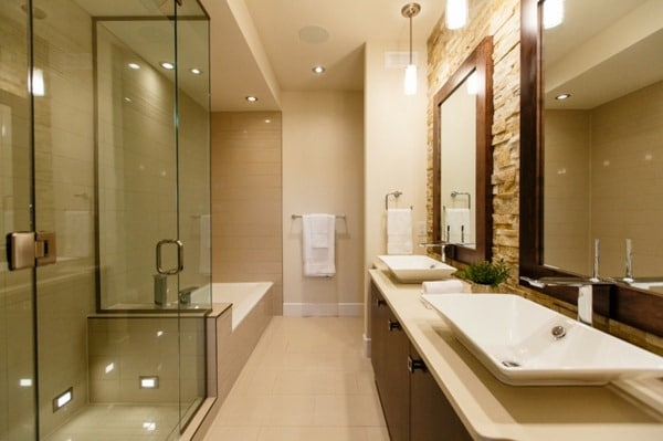 lighting bathroom tamworth