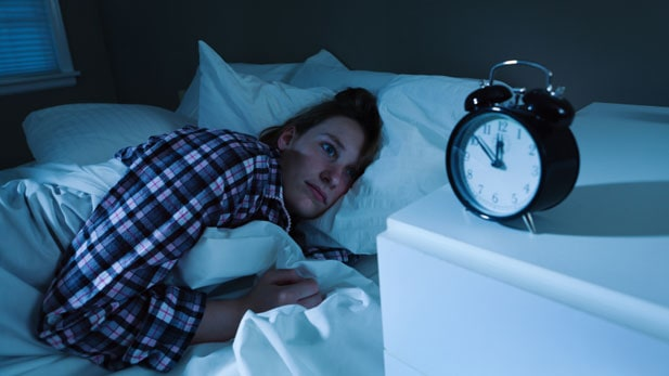 "Excess oxygen can keep you awake or make you ""sleep lightly""."