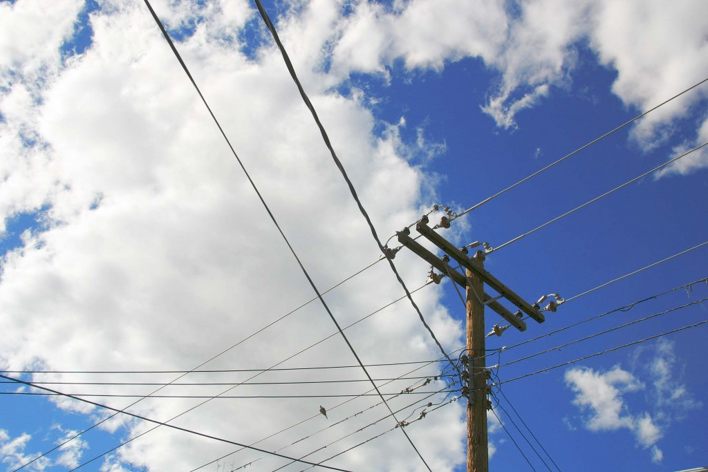 Why Power Lines Bring Bad House Feng Shui - Feng Shui Nexus