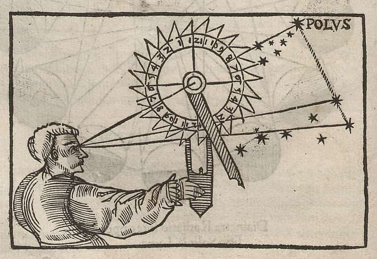 "I believe we do NOT have built-in GPS navigation in our bodies. Our predecessors used stars as ""landmarks"" to navigate across the Earth."