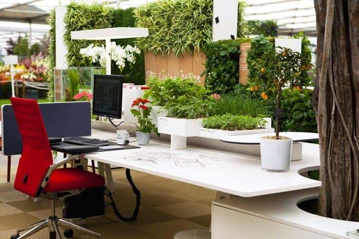 Though a bit overdone, how would you feel if your workplace looked something like this?