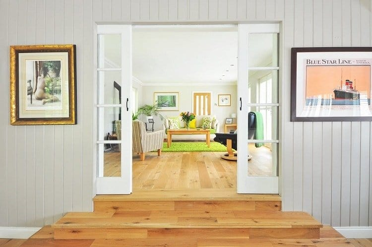 The Living Room Is Ideally The First Thing You See When Entering From The  Front Door.